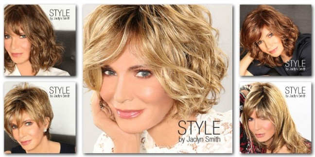 NEW Jaclyn Smith Wigs Available @ PaulaYoung.com NOW! | Paula Young ...